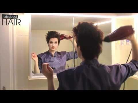 Fohnen Von Kurzen Haaren Talk About Hair Youtube Kurzhaarfrisuren Kurze Haare Kurzhaarfrisuren Richtig Fohnen