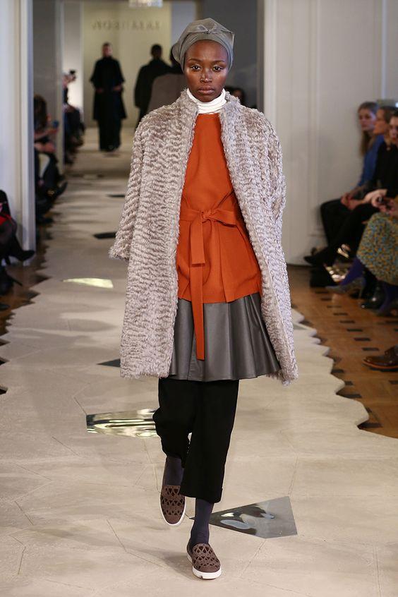 Berlin Fashion Week: Nobi Talai A/W 2016 - amazed