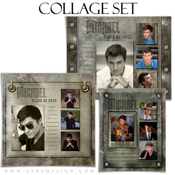 Pinterest the world s catalog of ideas for Senior photo collage templates