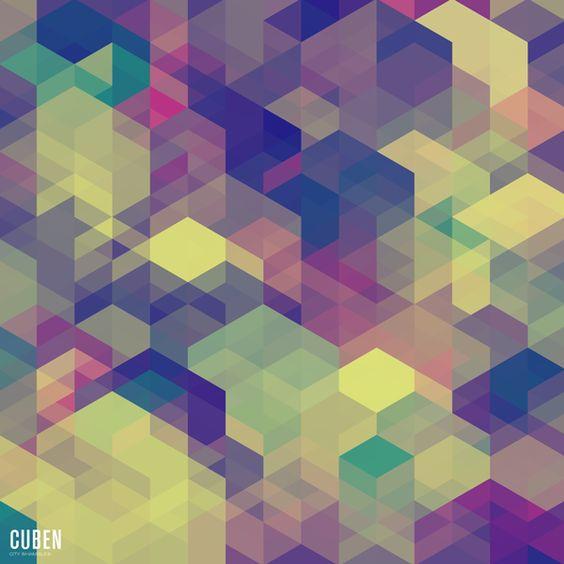 CUBEN - 2011 by Simon C Page, via Behance