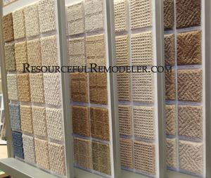 Do you know the difference in the lifespan of your carpet? www.ResourcefulRemodeler.com