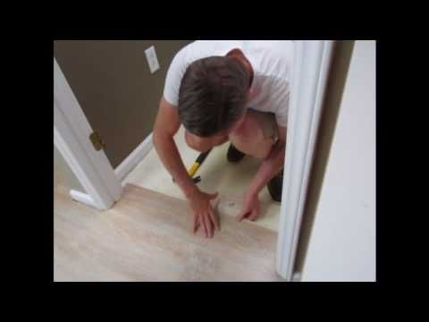 How To Install The Last Few Rows Installing Laminate And Vinyl Plank Youtube Luxury Vinyl Flooring Vinyl Plank Flooring Vinyl Installation