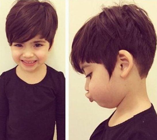 70 Short Hairstyles For Little Girls 2018 Mr Kids Haircuts Little Girl Haircuts Girls Short Haircuts Kids Kids Short Haircuts