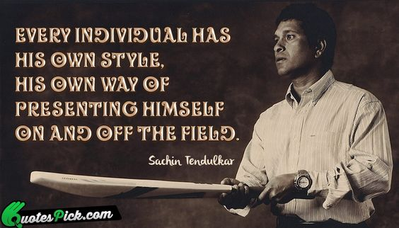 every individual quotes sachin tendulkar - Google Search