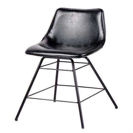 Chaise Vintage Industrielle La Foir Fouille En 2020 Style Loft Inspiration Deco Chaise Vintage