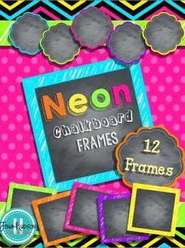 New Year, New Deal on Sweet 16 Birthday Invitation | Neon Chalkboard