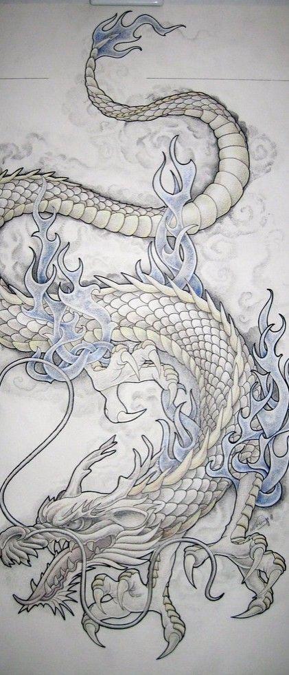 Dragon Tattoo Design | Tattoo Ideas Central