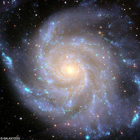 Spirals, spirals, spirals