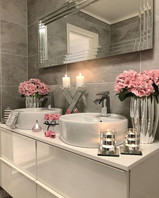 Glamour And Luxury Bathroom Decor Decor Sweet Home