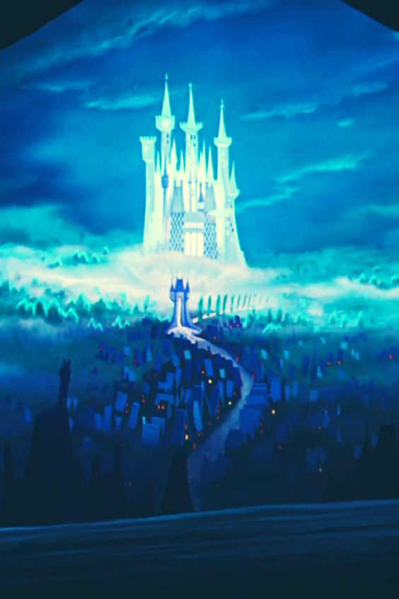cinderellas castle iphone wallpaper iphoneipad