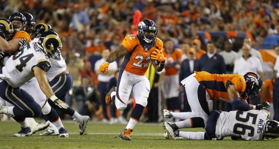 Broncos' re-signing C.J. Anderson creates offensive linchpin = Trevor Siemian's competent debut and a second-half defensive onslaught defined Denver's Week 1 upset, but the best sign for the Broncos crafting a quality offense came from a player they misjudged this offseason.  C.J......