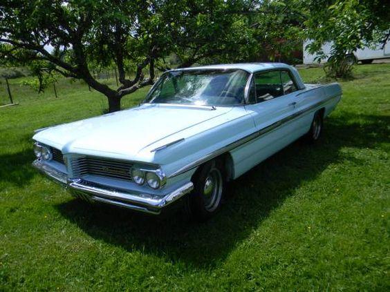 Salt Flat Pontiac: 1962 Pontiac Bonneville - http://barnfinds.com/salt-flat-pontiac-1962-pontiac-bonneville/