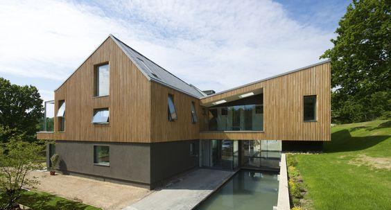 Nueva Casa, un pequeño campo en Inglaterra  / BBM Sustainable Architects Ltd