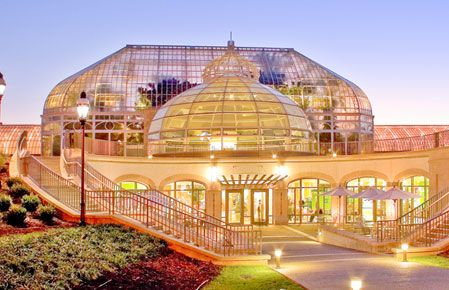 Gardens Conservatory And University Of Pittsburgh On Pinterest
