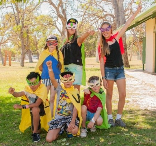 Summer Camp: Superhero Adventure Phoenix, Arizona  #Kids #Events
