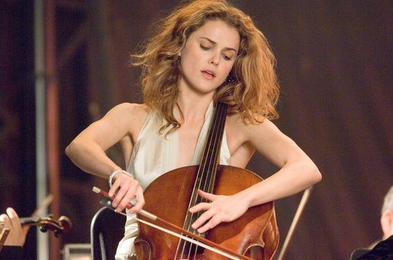 August Rush - Keri Russel as Lyla: