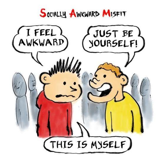 Socially Awkward Misfit