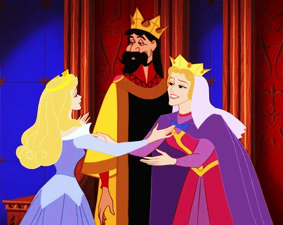 Sleeping Beauty 1959, Sleeping Beauty And Queen On Pinterest