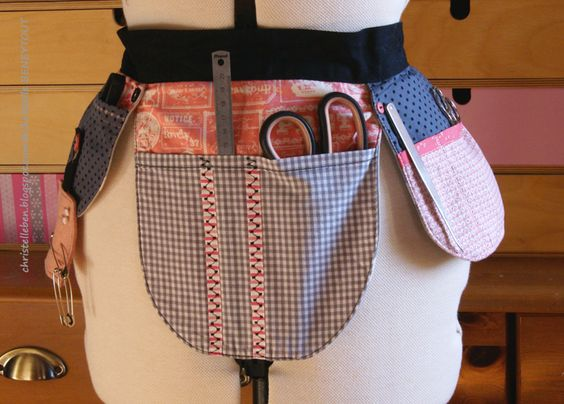 Tabliers Haute Couture : Tablier de couture sewing apron jupe jeans pinterest