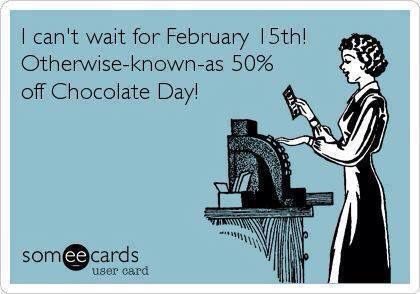 I hate V-Day