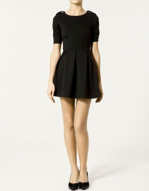 That LBSD (Little Black Skater Dress)