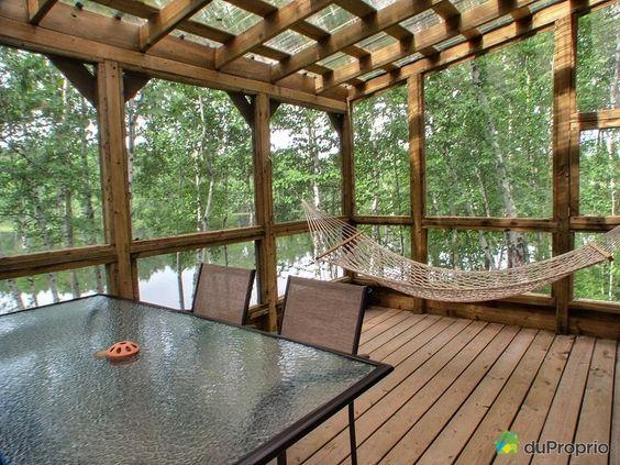 abri moustiquaire patio recherche google veranda pinterest terrasse et recherche. Black Bedroom Furniture Sets. Home Design Ideas