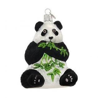OWC Old World Christmas Panda Ornament at Sears.com  $17