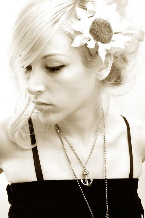Sarah Blackwood...Walk Off the Earth, I would give almost anything to be as beautifully talented as the woman is. Love.