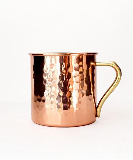 Copper mug at dotandbo.com