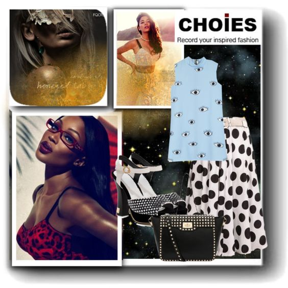 """Choies"" by elizabeth1-i on Polyvore"