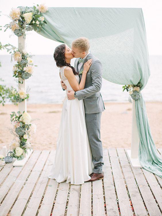 Beach Wedding decor , Wedding Ceremony Decors