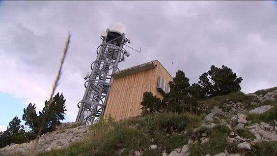 Un nouveau radar météo pour détecter les pluies au-dessus de Grenoble - 11-septembre-2015.html