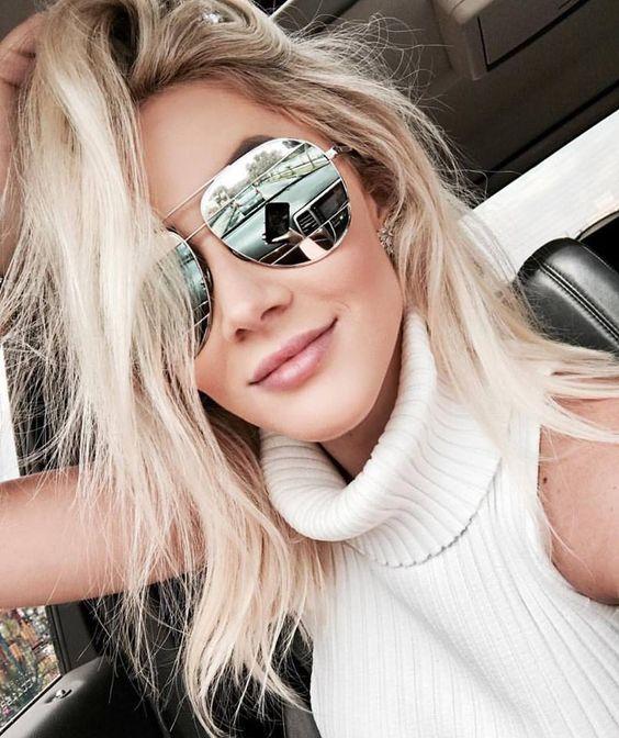 Óculos aviadores sempre na moda #Dior #Split #oticaswanny