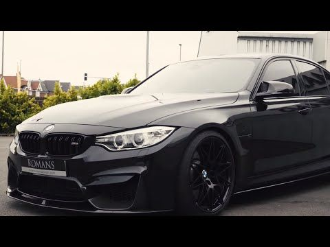The Ultimate All Black Bmw M3 Competition Pack Youtube Bmw M3 Black Bmw M3 Bmw