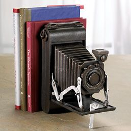 Eastman Kodak Brownie Camera Bookend