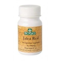 Jalea Real:  Potente antioxidante.Reconstituyente y Energético. Aporte rico de vitaminas y minerales con multitud de beneficios para el organismo.