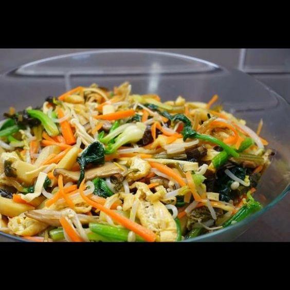 【素】十樣菜--老南京什錦菜-南京人過年的餐桌必備