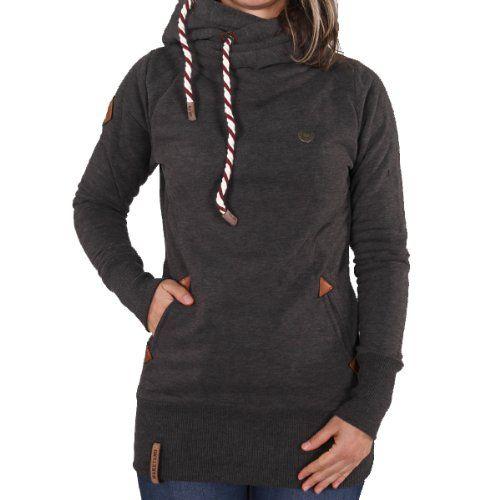 naketano darth long iii hoodie hoody sweater damen womens. Black Bedroom Furniture Sets. Home Design Ideas