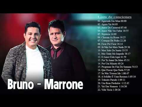 Bruno Marrone So As Melhores Youtube Bruno E Marrone