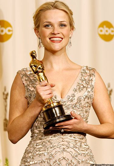 Image result for reese witherspoon oscar