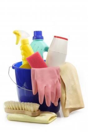 Truques para eliminar bolor de várias superfícies