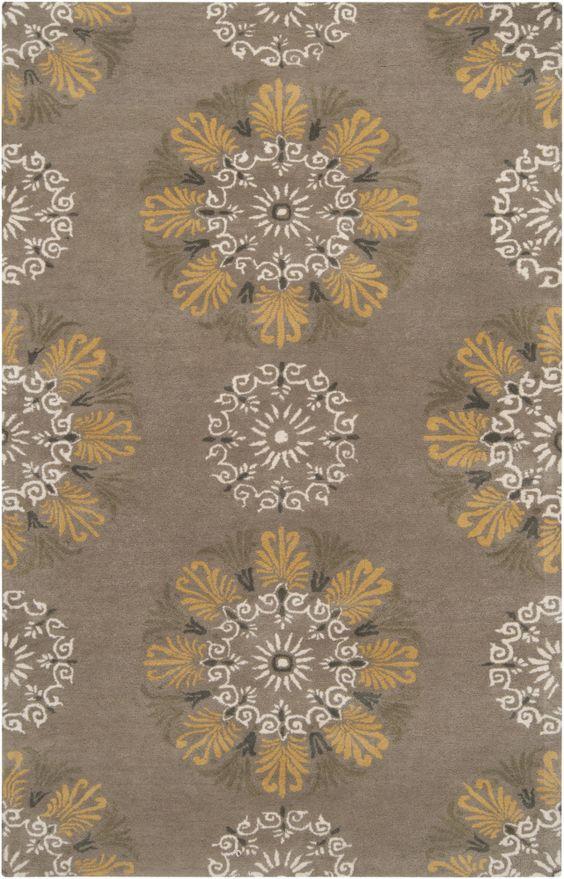 RugStudio presents Surya Mosaic Mos-1082 Hand-Tufted, Good Quality Area Rug