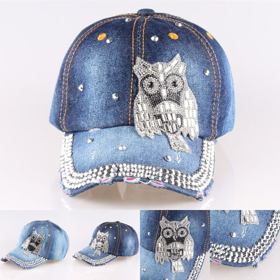 $6.65 (Buy here: http://appdeal.ru/65tf ) 2015 New arrive Hot sale snapback caps Unisex casquette hats for men and women The cowboy hat With owl Adjustable Outdoor sport for just $6.65