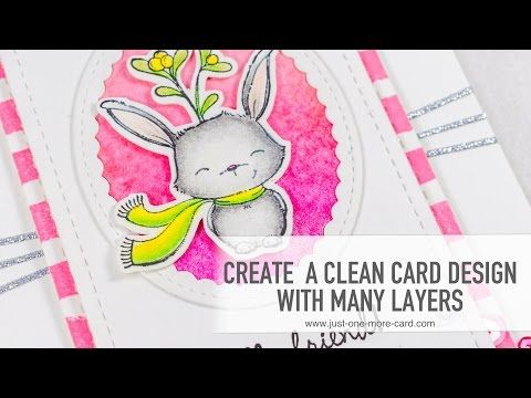 Clean Card Design with Many Layers - YouTube