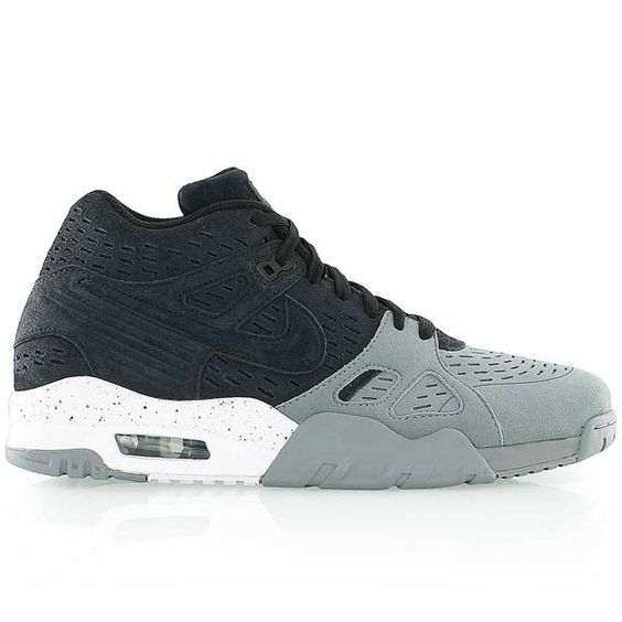 nike AIR TRAINER 3 LE BLACK/BLACK-COOL GREY-WHITE