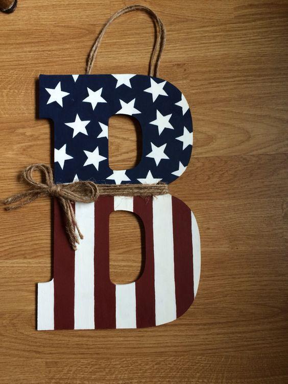 4th of July DIY idea