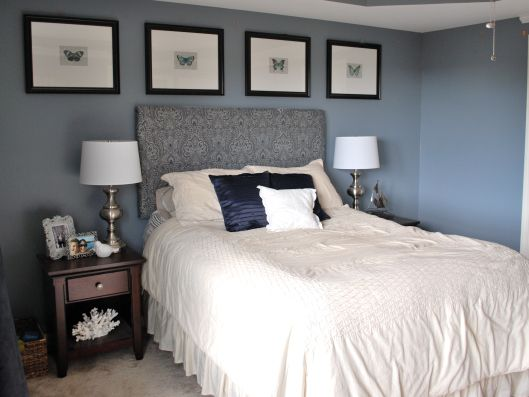 This Is The Color We Will Be Using On Our Bedroom Valspar Shark Fin A Grey Blue That I Think