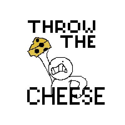pixel art THROW THE CHEESE! by yman77 piq