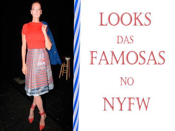 Vem ver:  http://www.pinkvigarista.com.br/new-york-fashion-week-2013-looks-da-primeira-fila/