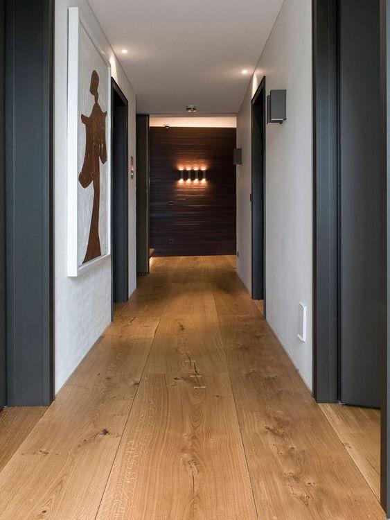Gesamter Wohnbereich Eichen Pakett Boden Notiz Vorbesitzer - laminat in küche